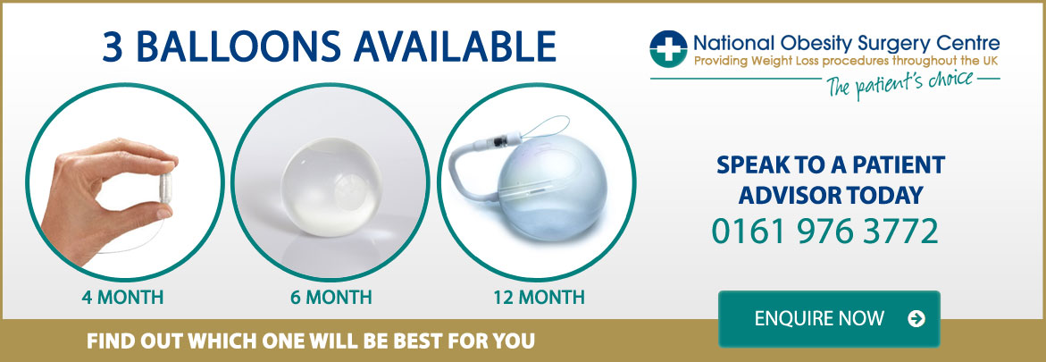3 gastric balloon options