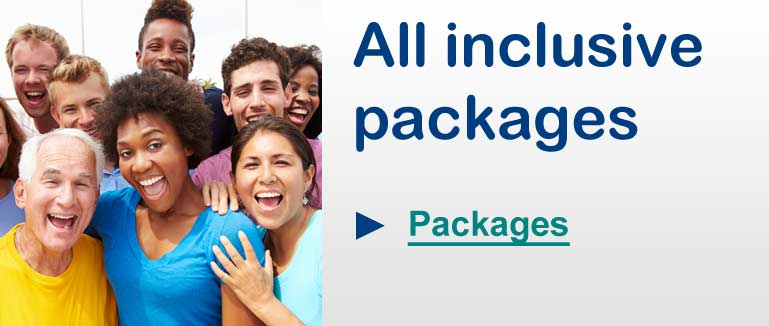 all inclusive packages
